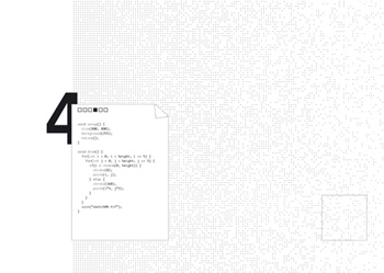 Édition code v.0.0.1 - double page